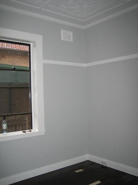 Bedroom #2 paint colour